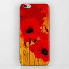 FLOWERS - Mellow yellow iPhone & iPod Skin