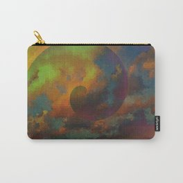 Kaleidoscope Whorl Carry-All Pouch