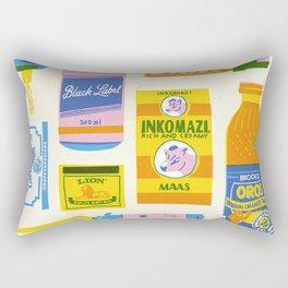 Survial Kit Rectangular Pillow