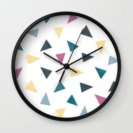 Confetti Bold Wall Clock