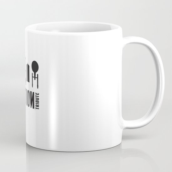 Bonus: Beyond imagination: TARDIS postage stamp Mug