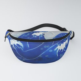 Waves Fanny Pack