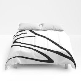 Vector Style Owl Comforters