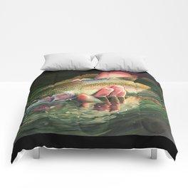 Catch the Rainbow Comforters
