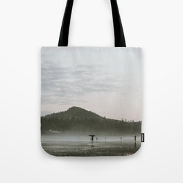 Dusk in Tofino Tote Bag