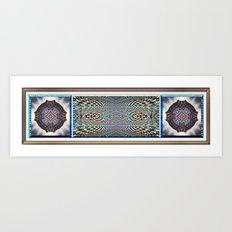 Garden of Illusion Art Print