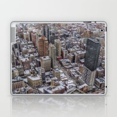 Snowy Tops Laptop & iPad Skin