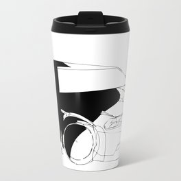 Design done right Metal Travel Mug