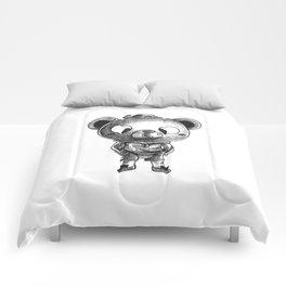 Bubble Bear Comforters