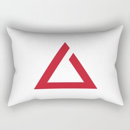 Witcher sign - IGNI Rectangular Pillow