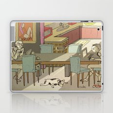 Good morning citizen Kaney Laptop & iPad Skin