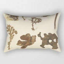 Copper Formations Rectangular Pillow