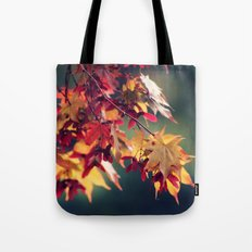 Oh, October. Tote Bag