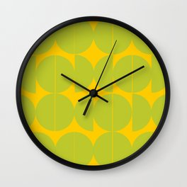 Couples and Singles Wall Clock