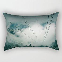 Unexplored Rectangular Pillow
