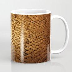 paving stone gold Mug