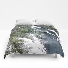 Cold stream Comforters
