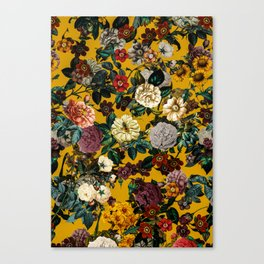 Exotic Garden V Canvas Print