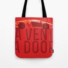 A Vent, A Door Tote Bag