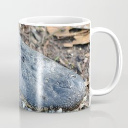 Alligator Teeth Coffee Mug