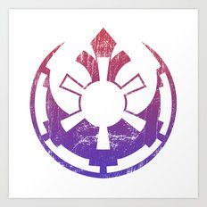 Rebel Empire Art Print