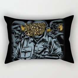 Spray Cop Volume Two Rectangular Pillow
