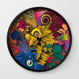 Cuckoos Wall Clock