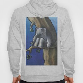 Bad Fit - Elephant in a tree Hoody
