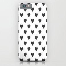 Hearts PB Slim Case iPhone 6s