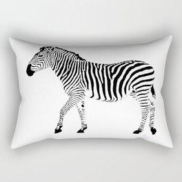 Zebra SW 1A Rectangular Pillow