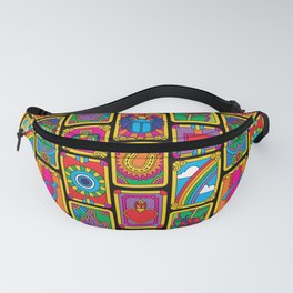 Good Luck Charms Fanny Pack