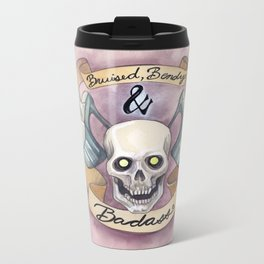 Pole Life Metal Travel Mug