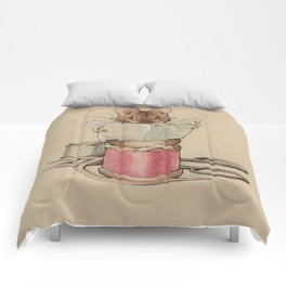 Beatrix Potter Tailor Mouse Comforters