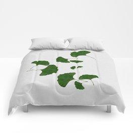 Ginkgo Leaf I Comforters