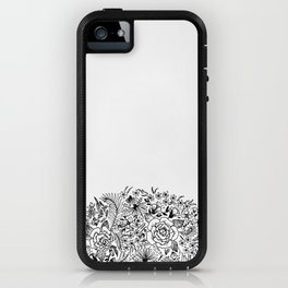 edge of the meadow iPhone Case