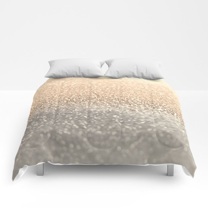 GOLD GOLD GOLD Comforters