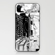 Shakespeare and Company iPhone & iPod Skin