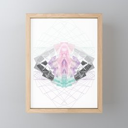 female intuition Framed Mini Art Print