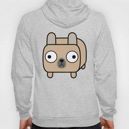 French Bulldog Loaf - Fawn Frenchie Hoody