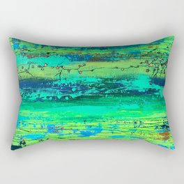 It's A Limelight Kinda Day Rectangular Pillow