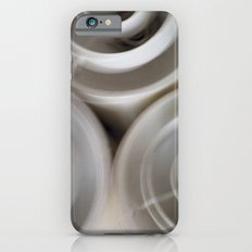 vintage blurry luminaries iPhone 6s Slim Case