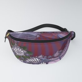 Meshing up Fanny Pack
