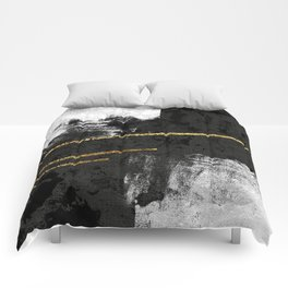 Gilded Grit Comforters