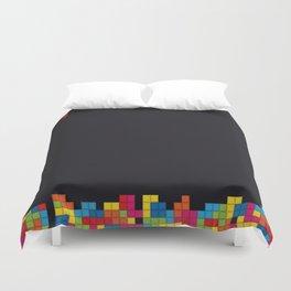 Tetris Duvet Cover