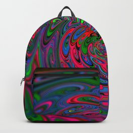 Trippy Swirl Backpack