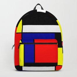 Mondrian #70 Backpack