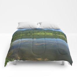 lets adventure Comforters