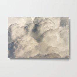 Cumulonimbus Clouds 16 Metal Print