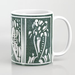 Alfred Henry Maurer - Linoleum Cut with Tribute - Digital Remastered Edition Coffee Mug