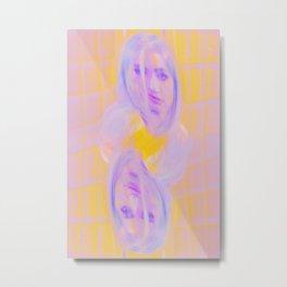 Lemonhead Metal Print